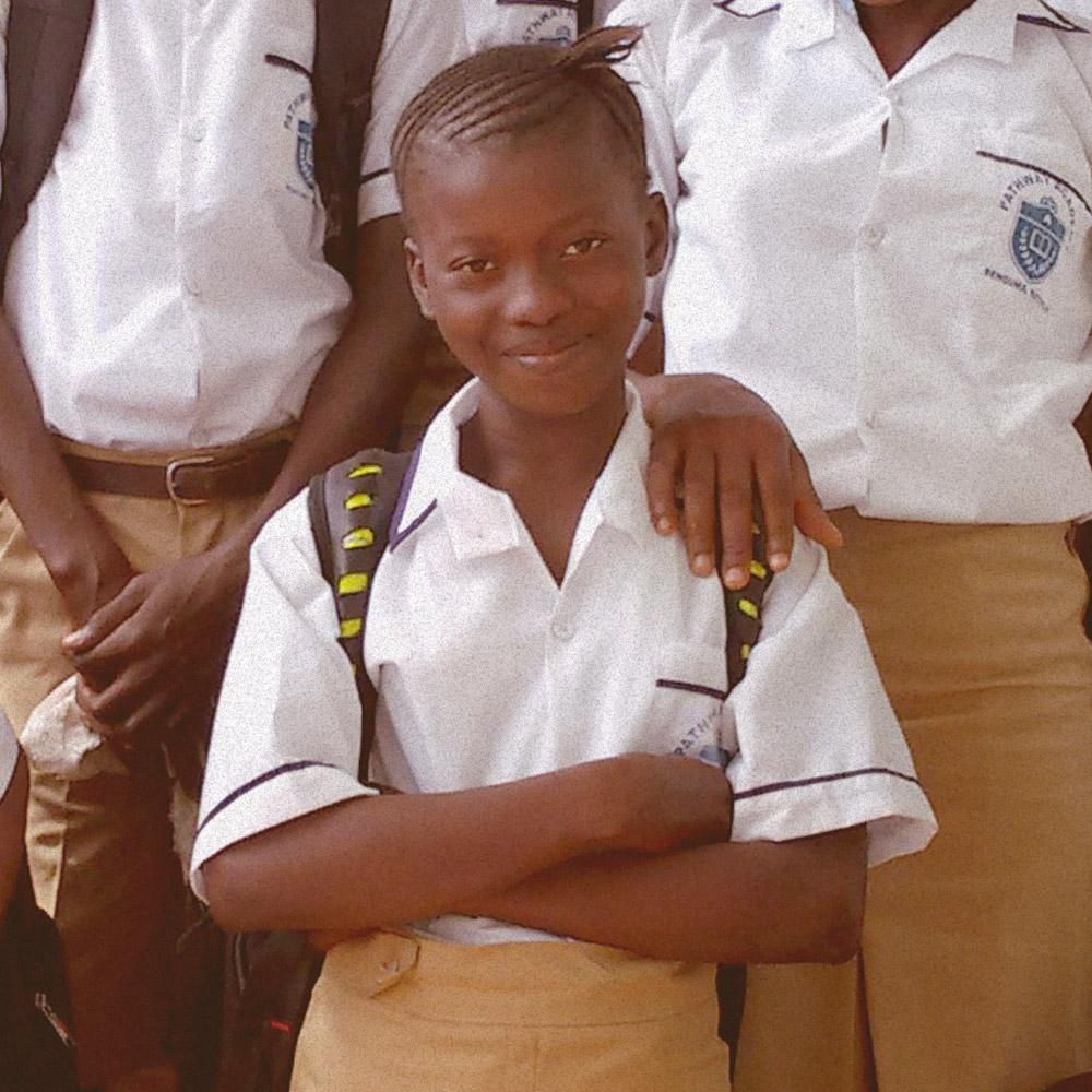 Pathway Academy Students