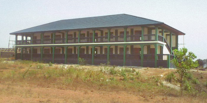 Pathway Academy in Sierra Leone